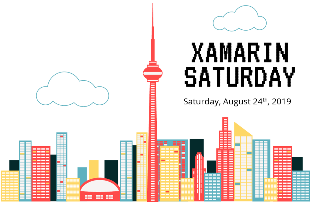 Xamarin Saturday Toronto Skyline